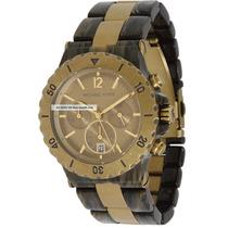 Relógio Luxo Michael Kors Mk5597 Orig Chron Anal!!!