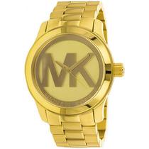 Relógio Luxo Michael Kors Mk5473 Orig Anal Gold!!!