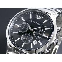 Espetacular Relógio Armani Ar2434 Original + Sedex Grátis