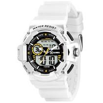 Relógio X Games Xmppa150 Tamanho Caixa 46mm - Garantia 1 Ano