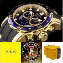 Relogio Invicta 6983 Pro Diver Scuba - Blue