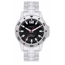 Relógio Lince Masculino Aço Inox Mrm4037s Orient 30m Lc02