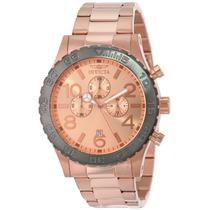 Relógio Invicta 15161 Masculino Specialty Chrono Rose Gold