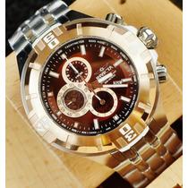 Invicta Original Pro Diver Xxl Chronograph Ouro 18k 12357