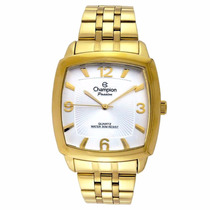 Relógio Champion Dourado Feminino Passion Cn28740h Original