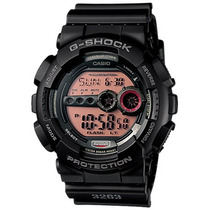 Casio G-shock Gd-100ms-1dr Novo Orginal Na Caixa Etiqueta