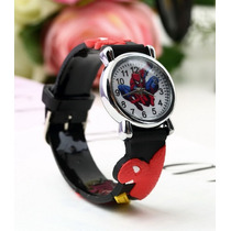 Relógio Infantil Homem Aranha
