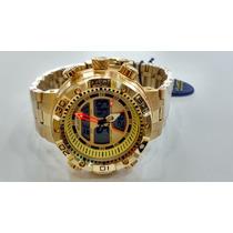 Relógio Original Atlantis Estilo Citzen Ana Digi Lançamento