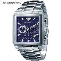 Relógio Empório Armani - Ar0660 - Azul Kaká - Original