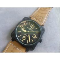 Relógio Bell & Ross Heritage - Novo
