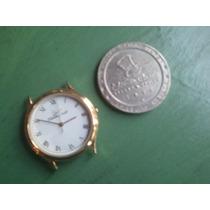 Relógio Banhado E Moeda Prateada Do Cassino Monte Carlo Usa