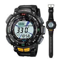 Casio Protrek Prg240 - Triple Sensor Prg240-1dr