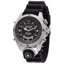 Relógio Masculino Technos Anadigi T20571/8p Skydiver