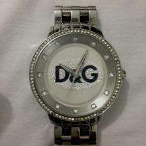 Relógio D&g Dolce & Gabbana Relogio Unissex\neymar