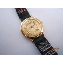 Relógio Da Marca Guess - Autêntico -mostrador Nrs Em 3g