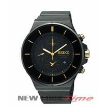 Relógio Seiko Cronógrafo 7t92ck/1 *nitreto De Titânio
