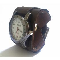 Bracelete Em Couro Para Relógio