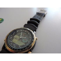 Relógio Citizen Racing C 090 Anos 80-
