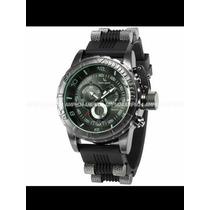 Relógio Masculino V6 Speed Pronta Entrega