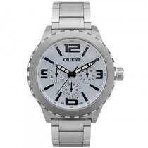 Relógio Orient Mbssm047 B2sx Sport Masculin Prata - Refinado