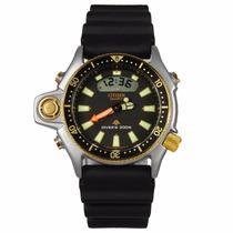 Relógio Relógio Citizen Aqualand Jp2004-07e Edição Limitada