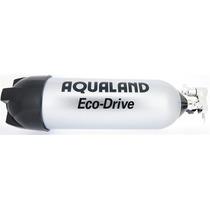 Citizen Aqualand Mini Scuba Tank Case Eco-drive Diver Estojo