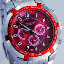 Relógio Sport Curren Varios Modelos
