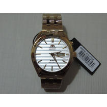 Relógio Orient Automático 469gp041 Luxuoso Dourado Lindo
