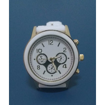 Relógio Pulseira De Silicone - Várias Cores