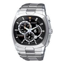 Relógio Citizen Cronógrafo An9000-53f Na Caixa Em 12x