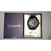 Relógio Casio Edifice Red-bull Preto Ef 550 - Frete Grátis