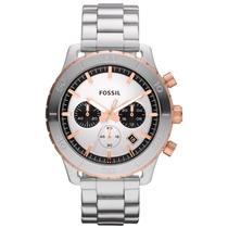 Relógio Fossil Kreaton Cronograph Ch2815