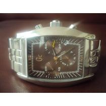 Relógio Guess Swiss Made Masculino Luxuoso - 100% Original