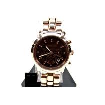 Relógio De Luxo Michael Kors Mk5415 Chronograph Ouro Rosé!!!