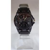 Relógio Sport Swiss Army Black ***frete Grátis***