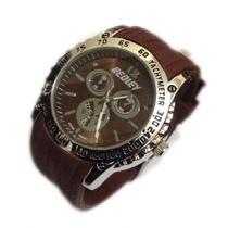 Relógio Redley Analogico Pulseira De Borracha