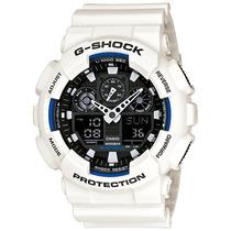 Relógio Casio G Shock Ga 100b 7adr 200m Indicador Velocidade