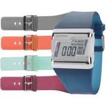 Relógio Mormaii Troca Pulseiras Modelo Fzj/8p
