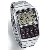 Relogio Casio Databank Dbc 32 Calculadora 25teleme Dbc32 Db