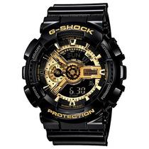 Relogio Casio G-shock Ga-110 Wr-200 5 Alarmes Hora Mundial G