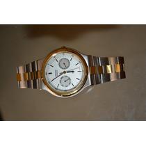 Relógio Seiko De Colecionador Nunca Usado