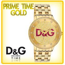 D&g Dolce & Gabbana Relogio Unissex Com Strass Dw0377 Neymar