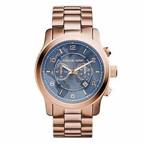 Relógio Michael Kors Mk8358 Rose Com Caixa