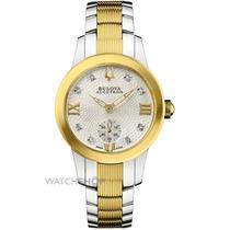 Relógio Bulova Accutron Swiss Masella 65p100