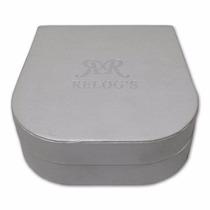 Kit Relógio Troca Pulseiras De Silicone 6 Modelos Diferentes