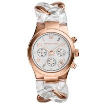 Relógio Michael Kors Feminino Mk4282/mk4283 Garantia 2 Anos