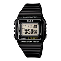 Relógio Casio W-215h-1av Digital Unissex Esportivo Elegante