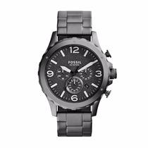 Relógio Masculino Jr1469/1pn Fossil - Preto - Original