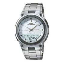 Relógio Casio Aw-80 D 30 Fones 3 Alarmes Prova D