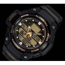 Relógio Casio Sgw400 Altímetro Barômetro Novo Frete Grátis!!